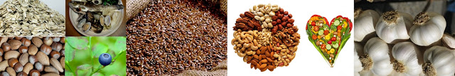 τροφές που ρίχνουν την χοληστερίνη